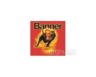 Baterie Banner BMW (s ABS)