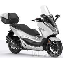 Honda Forza 300 + Smart Key Horní Kufr 45L - barva bílá