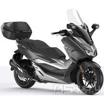 Honda Forza 300 + Smart Key Horní Kufr 45L - barva černá matná