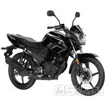Yamaha YS125 - barva černá