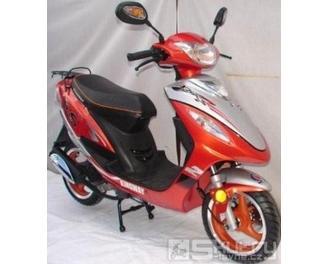 Kingway IBIS 50 - barva červená