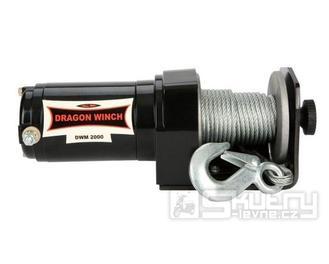 Naviják Dragon Winch Maverick DWM 2000 ST - varianta provedení  ST