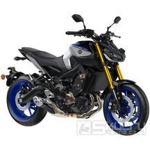 Yamaha MT-09 SP - barva modrá/stříbrná
