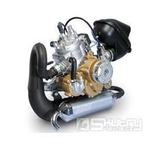 Motor Polini Thor 250ccm - ruční a elektrické startování - PWK Polini karburátor