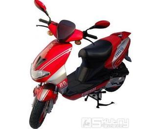 Kingway COBRA 50 - barva červená