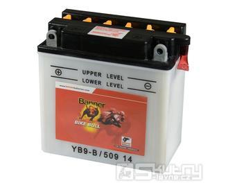 Olověná baterie Banner YB9-B