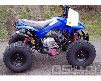 SPORTSMAN 110 ccm - barva modrá