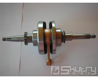 Klika motoru s ojnicí 50ccm