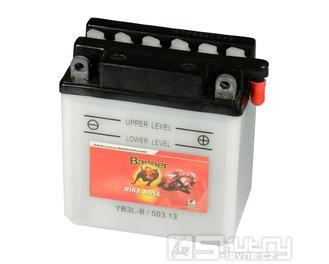 Olověná baterie Banner YB3L-B