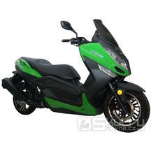 MPKorado Maximus 125 EFI - barva zelená