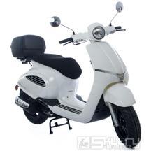 Motorro Insetto 125i + 3 letá záruka na motor - barva bílá