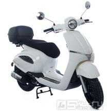 Motorro Insetto 125i + kufr a přilba* - barva bílá