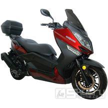 MPKorado Maximus 125 EFI - barva červená