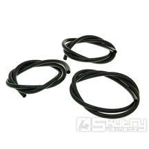 Palivová hadice CR černá 1m