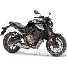 Honda CB650R Neo Sports Café - barva černá