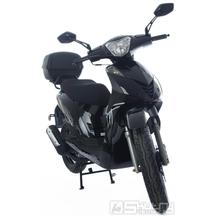 Motorro Trevis 125i Euro4 + 3 letá záruka na motor - barva černá