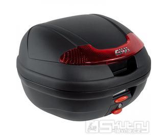 Kufr GIVI černý E 340N - objem 34 litrů