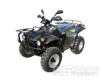 Linhai ATV 300 LH 4x4 - barva tmavě zelená