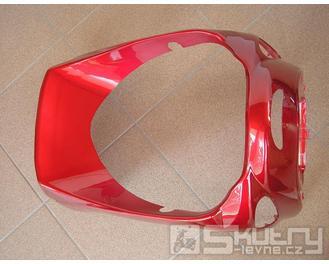 Přední plast lakovaný - Cyborg Eco - barva červená