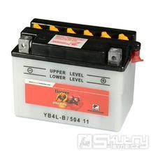 Olověná baterie Banner YB4L-B