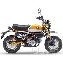 Honda Monkey 125 ABS - barva žlutá
