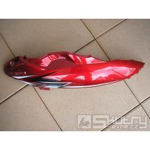 Boční podsedlový plast - Motorro SpeedJet - barva červená, strana pravá