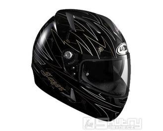 Přilba Lazer BREVA AC Royal - barva černá, velikost XS