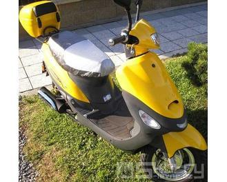 Cyborg ECO 50 - barva žlutá