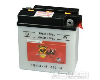 Olověná baterie Banner 6N11A-1B