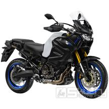 Yamaha Super Ténéré 1200Z - barva šedá/modrá