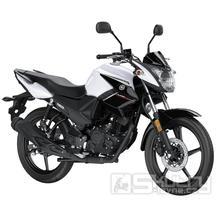 Yamaha YS125 - barva bílá