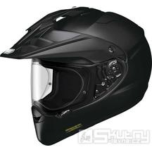 HORNET ADV Black přilba Shoei