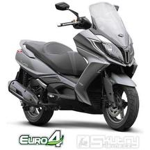 Kymco NEW Downtown 125i ABS E4 + bonus 10000Kč*