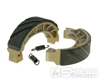 Brzdové čelisti - buben 110x25mm