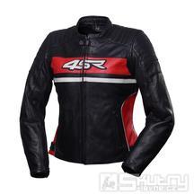 Moto bunda 4SR Roadster Lady Red - velikost 44