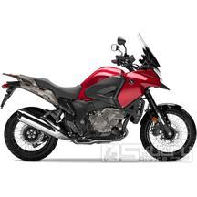 Honda VFR1200X Crosstourer - barva červená