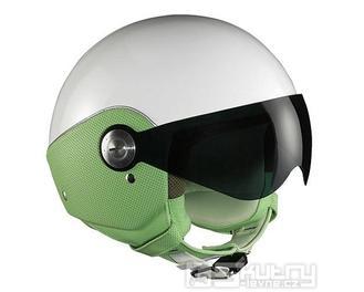Přilba Lazer RIDER Fashion - barva zelená, velikost XXS