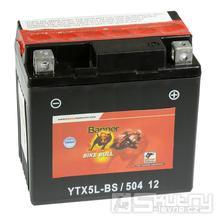 Gelová baterie Banner YTX5L-BS