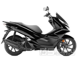 Honda PCX 125i ABS - barva černá lesklá