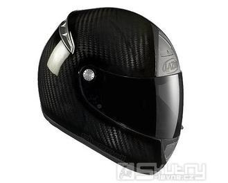 Přilba Lazer Fiber D1 Carbon Light - barva černá, velikost XS