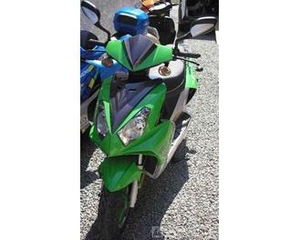 Kingway YAROX 2T 50 ccm - v krabici, neposkládaný - barva zelená
