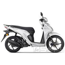 Honda Vision 110 E5 - barva bílá