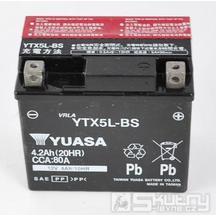 Akumulátor YTX5L-BS 12V 5Ah