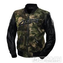 Bunda 4SR Bomber Camo Jacket - velikost 58