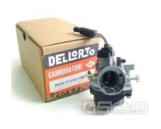 Karburátor DellOrto PHBN 17,5mm - Minarelli man.