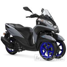 Yamaha Tricity 155 - barva šedá/modrá