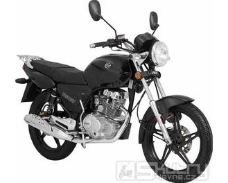 Keeway SPEED 125 - barva černá