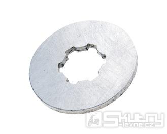 Distanční podložka spojkového unašeče pro motor Derbi EBE, EBS a D50B0