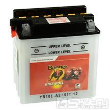 Olověná baterie Banner YB10L-A2