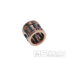 Jehlové ložisko pístního čepu Malossi o rozměru 10x14x13mm pro motor Minarelli